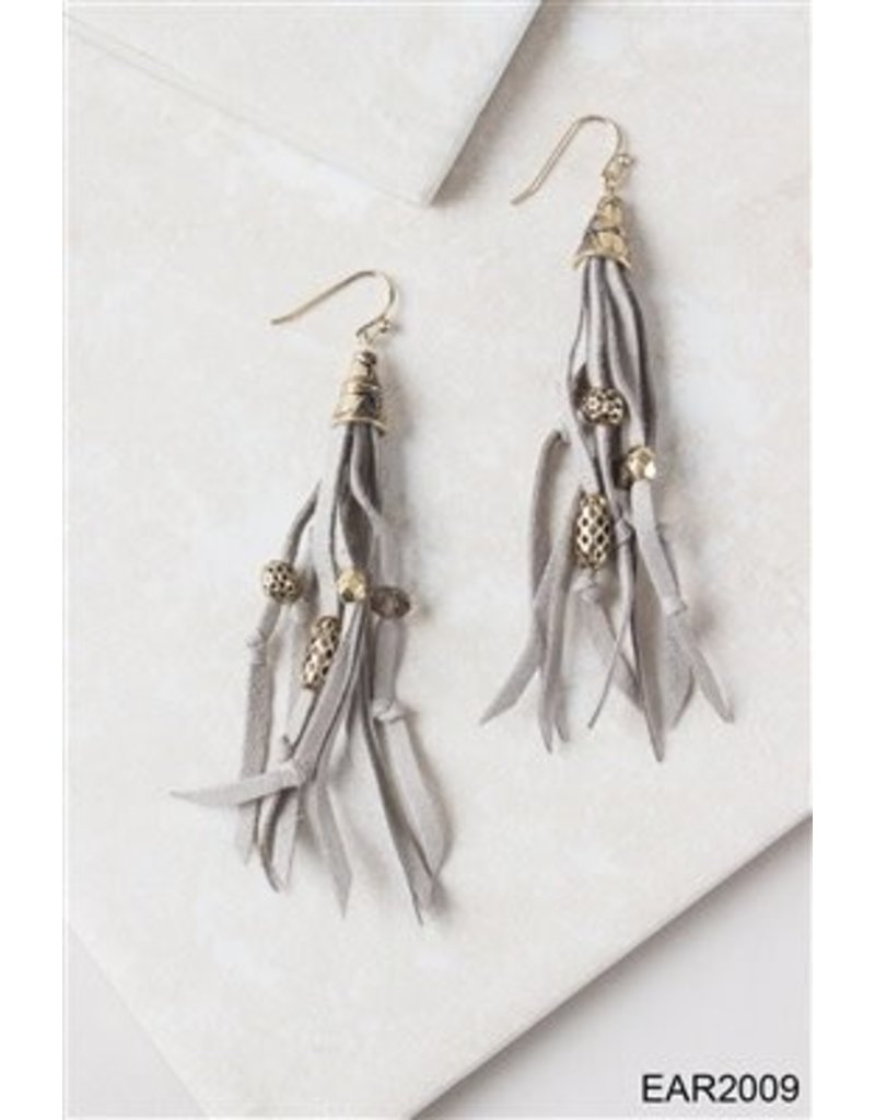 Folklore Tassel Earring