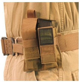 Blackhawk! Blackhawk Double Pistol Mag Pouch w/Talonflex