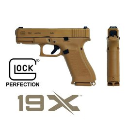 GLOCK Glock 19X Gen 5 9mm Tan