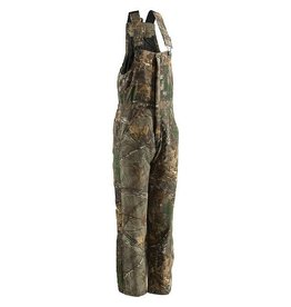 Berne Men's Coldfront Bib Overall Realtree Edge