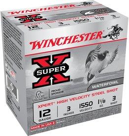 """Winchester Winchester 12Ga 3"""" #3 1-1/8oz"""