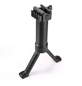 Trinity Weaver Mounted Forgrip with Bipod