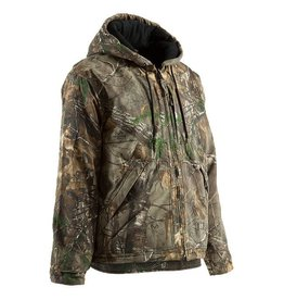 Berne Men's Buckhorn Coat Realtree Edge