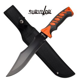 "Survivor Survivor Fixed Blade Knife 13"" Black SV-FIX004BK"