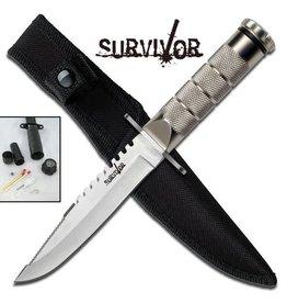 "Survivor SURVIVOR HK-690S SURVIVAL KNIFE 8.5"" OVERALL"
