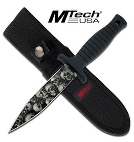 "MTech Usa MTech USA MT-097SC FIXED BLADE KNIFE 9"" OVERALL"