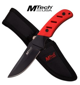 "MTech Usa MTech USA MT-20-71RD FIXED BLADE KNIFE 8"" OVERALL"