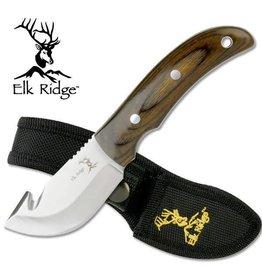 """Elk Ridge Elk Ridge ER-108 OUTDOOR FIXED BLADE KNIFE 7"""" OVERALL"""