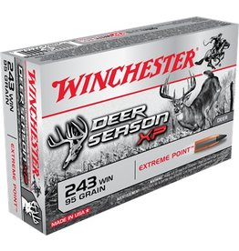 Winchester Winchester - Deer Season XP 243 win 95gr Extreme Point Polymer Tip