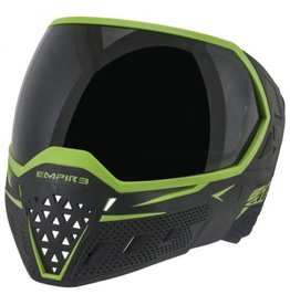 Empire Empire EVS Goggle Thermal Clear - Black/Lime