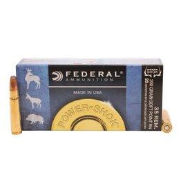 Federal Federal 35 REM 200GR SP