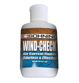 BOHNING CO. LTD. Wind Check Powder
