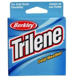 Berkley Berkley Trilene Cold Weather 6# 110 yd Electric Blue
