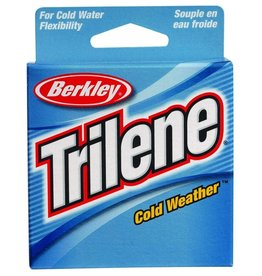 Berkley Berkley Trilene Cold Weather 8# 110 yd Electric Blue
