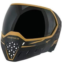 Empire Empire EVS Goggle Thermal Clear - Black/Gold