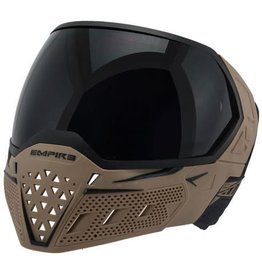 Empire Empire EVS Goggle Thermal Clear - Tan/Black