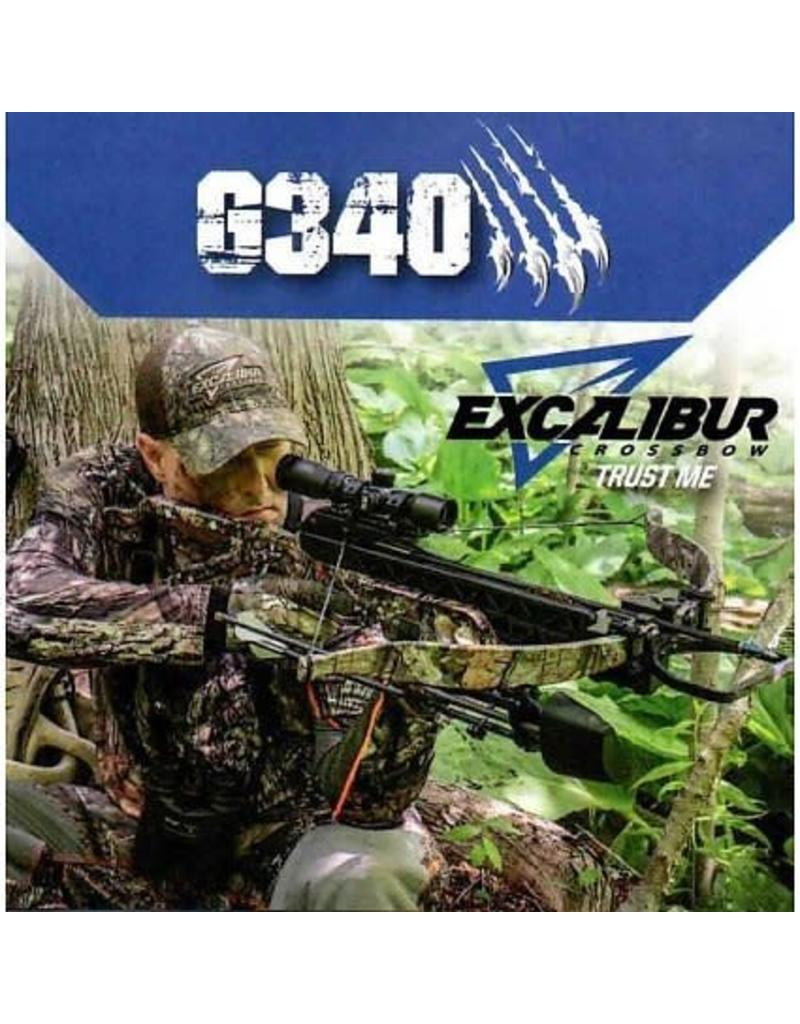 Excalibur Matrix G340 Crossbow Package