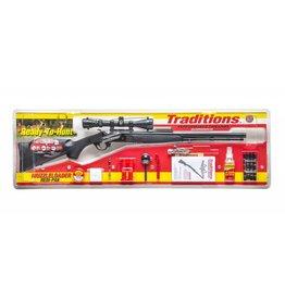TRADITIONS INC Traditions BUCKSTALKER Muzzleloader REDI-PAK W/Scope