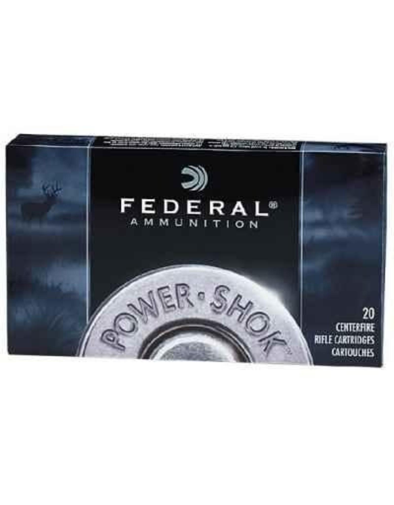 Federal Federal 303 BRITISH 180GR SP POWER-SHOK