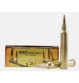 Fusion Ammunition 300 WIN MAG 150GR FUSION