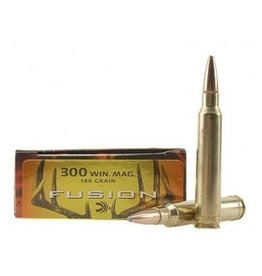 Fusion Ammunition 300 WIN MAG 180GR FUSION