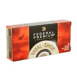 Federal Ammunition VITAL-SHOK 22-250 REM 60GR NP 20RD/BX