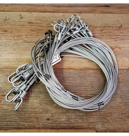 SnareShop Heavy Duty Live Catch Coyote Snares (one dozen)