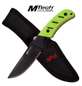 "MTech Usa MTech USA MT-20-71GN FIXED BLADE KNIFE 8"" OVERALL"