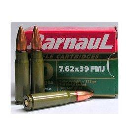 Barnaul Barnaul 7.62x39 FMJ 20ct