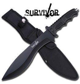Survivor SURVIVOR HK-717 OUTDOOR FIXED BLADE KNIFE 15'' OVERALL