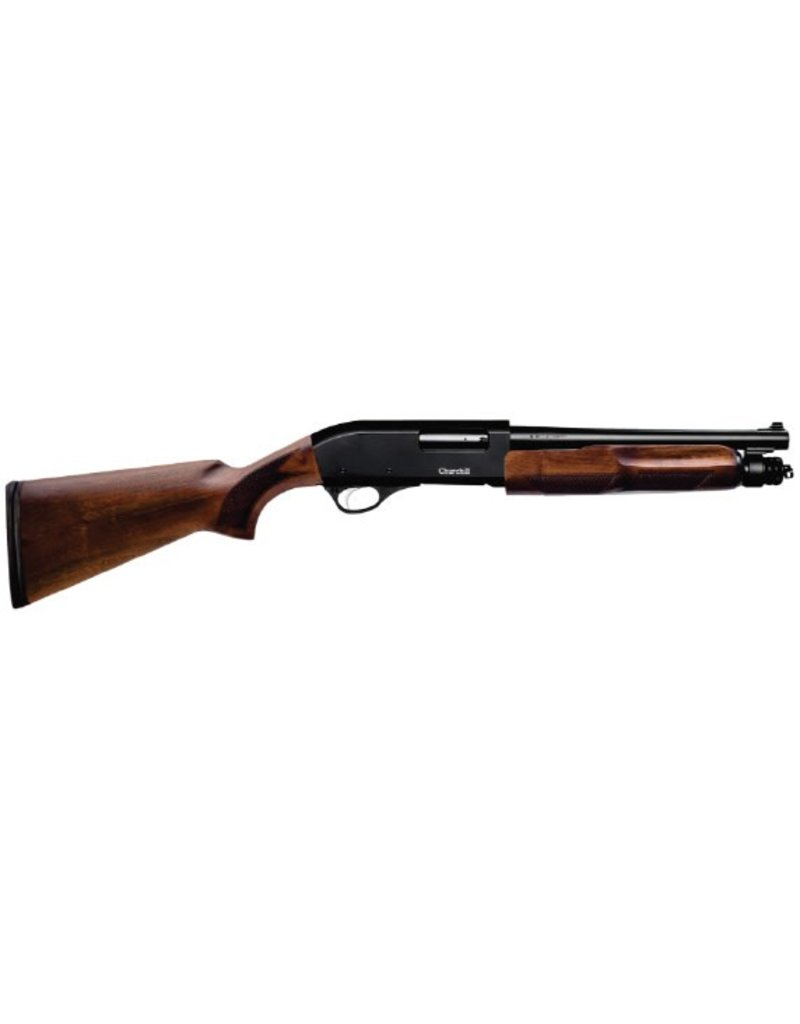 Churchill Churchill Pump 12Ga Walnut