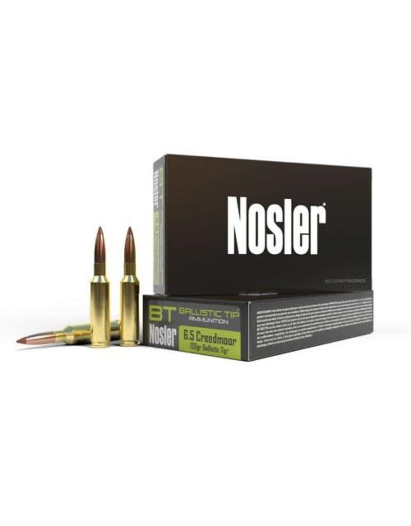 Nosler Nosler 6.5 Creedmoor 120Gr Ballistic Tip