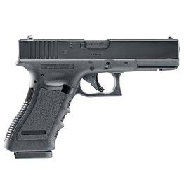 GLOCK Glock G17 GEN3 Black c02 BB Pistol 365FPS