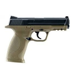 Smith & Wesson S&W m&p Dark Earth Co2 BB 420 FPS