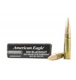 American Eagle American Eagle - 300 BLACKOUT 220 GR OTM SUBSONIC