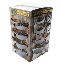 Rivers Edge Camo Sunglasses
