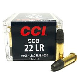 CCI CCI 22LR 40Gr Small Game Bullet Brick 500Count