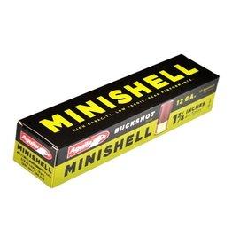 "AGUILA Aguila Minishell 12 Gauge Ammo 1-3/4"" #4B #1B Buckshot"