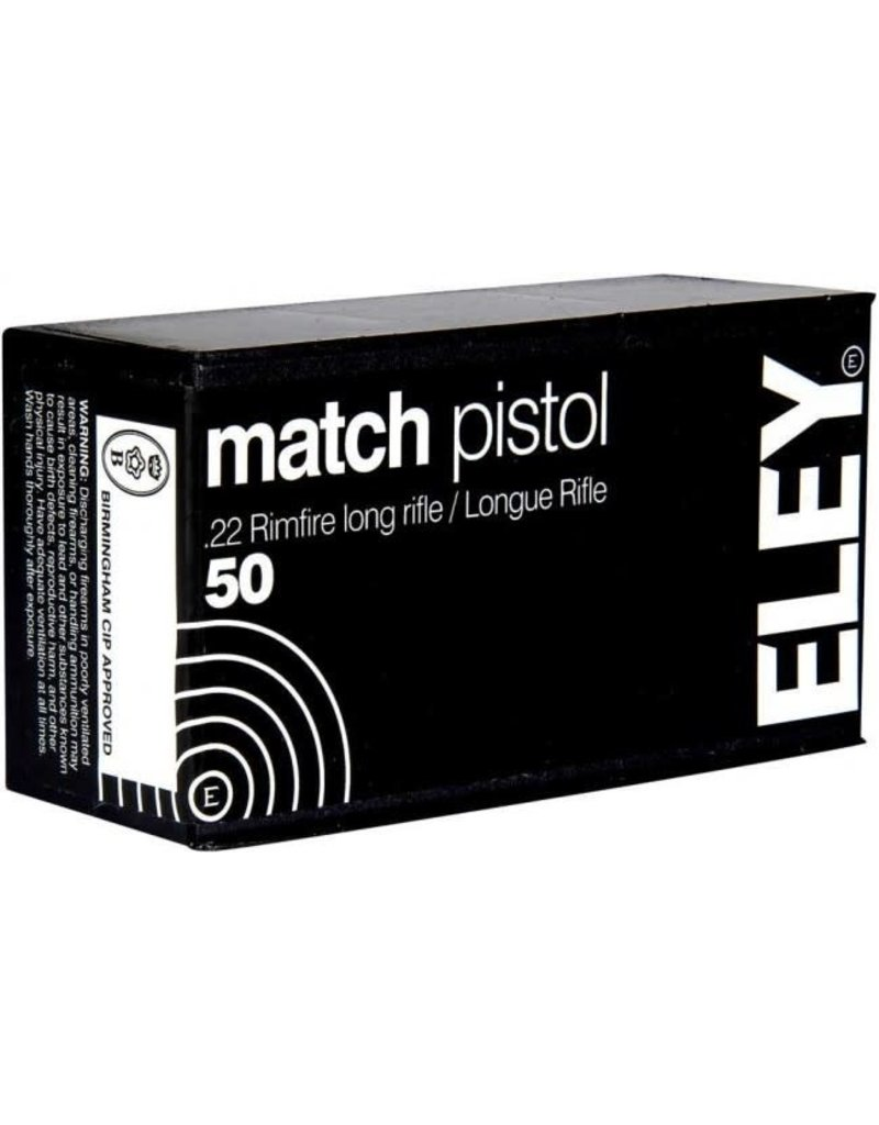 ELEY Eley 22LR Match Pistol