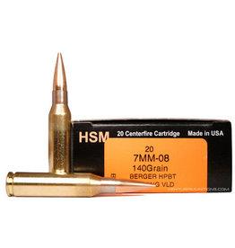 HSM HSM 7MM-08 140VLD 7MM08 140 HPBT VLD