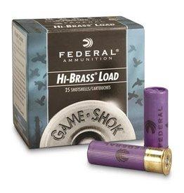 Federal Ammunition Federal 16Ga #4 1-1/8oz Lead