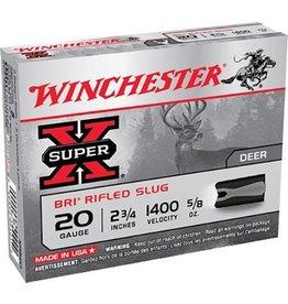 WINCHESTER - AMMUNITION WINCHESTER XRS20 SUPX BRI SABOT SLUG 5/50