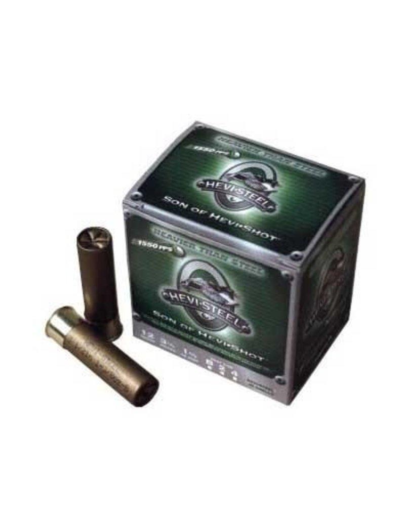 Hevi-Shot HEVI-Shot 62002 Hevi-Steel Shotshell 20 GA, 3 in, No  2, 7/8