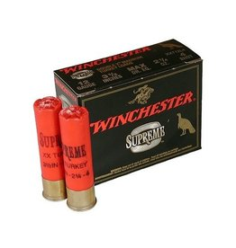 Winchester WINCHESTER DOUBLE X MAG TURKEY LOAD 12GA 3.5IN 2.25OZ 6 SHOT 10/BX