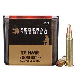 Federal Federal V-SHOK 17HMR 17GR TNT