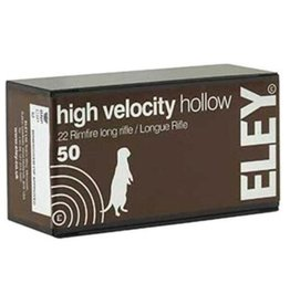 ELEY Eley 22Lr High Velocity HP