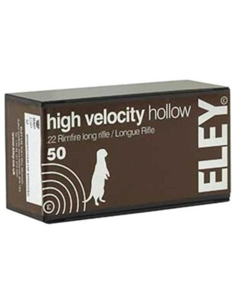 ELEY Eley 22Lr High Velocity HP