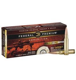Federal FEDERAL GOLDMEDAL 223 73Gr Berger