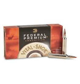 Federal Federal Premium 7mm-08 Rem 140 gr Nosler Partition