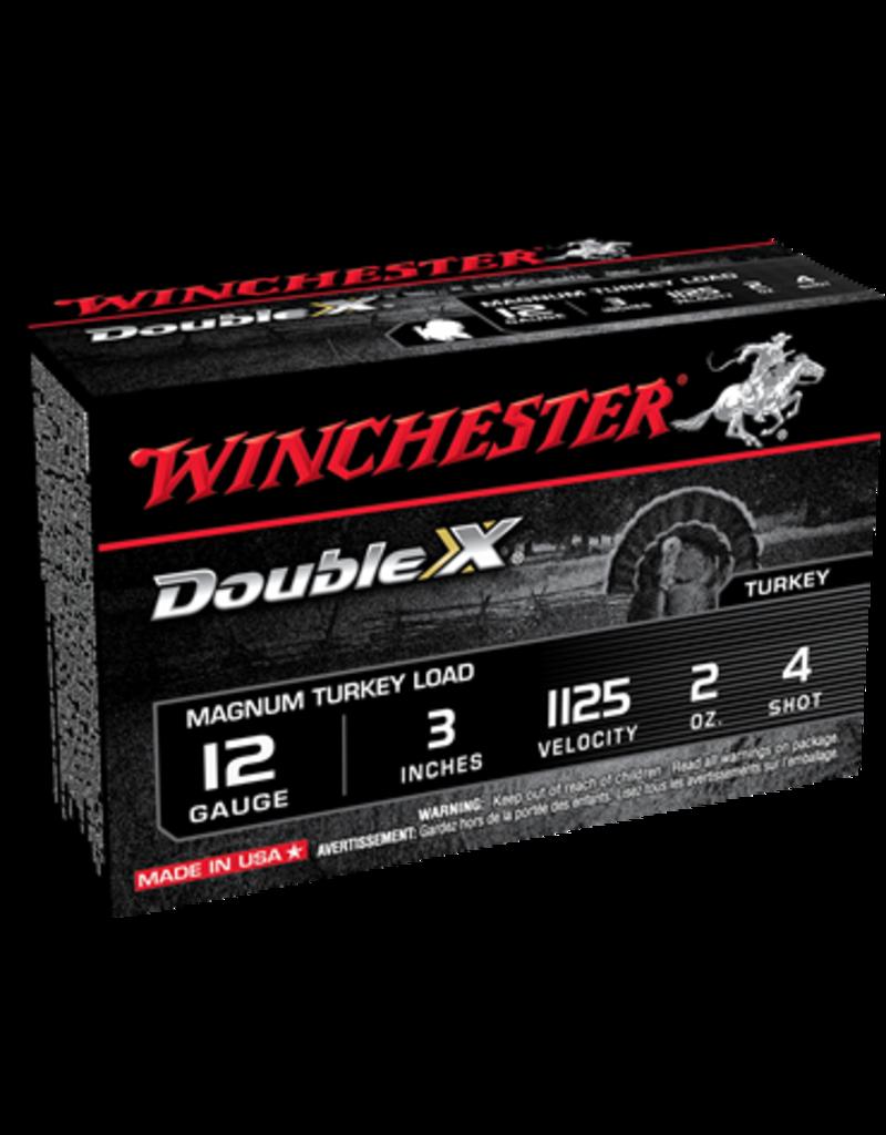 "Winchester Winchester Double X Turkey Load 12 GA 3"" 4 Shot"
